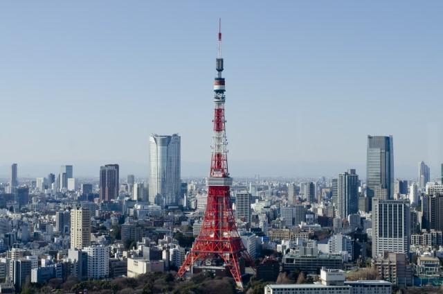 神谷町|東京タワー