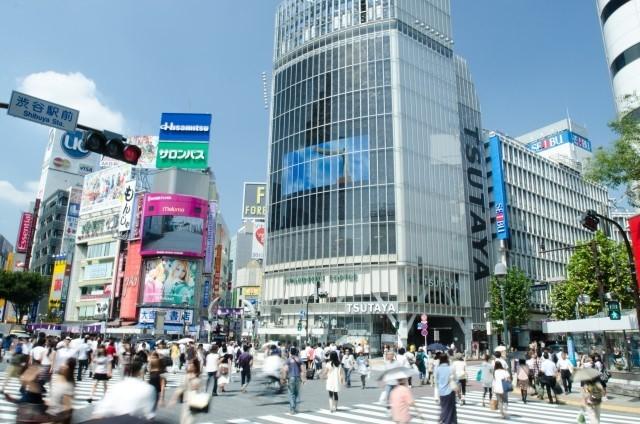 渋谷は住みやすいですか?特徴・治安・家賃相場・評判などを教えて!