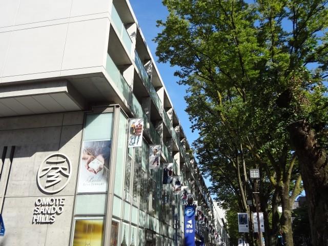 表参道|神泉駅