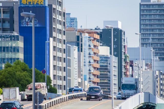 大阪の住みやすい街|天満