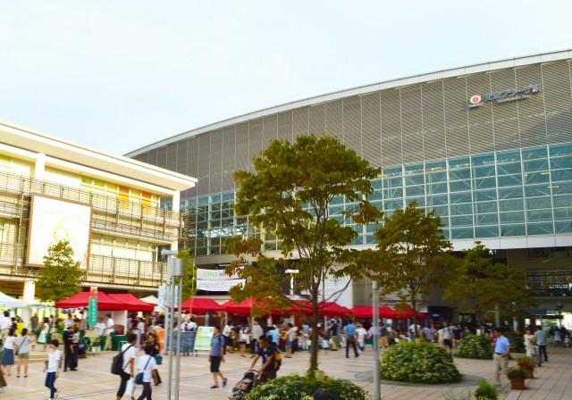 神奈川の住みやすい街|たまプラーザ駅