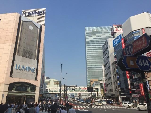 ルミネ新宿|新宿は住みやすいですか?特徴・治安・家賃相場・評判などを教えて!
