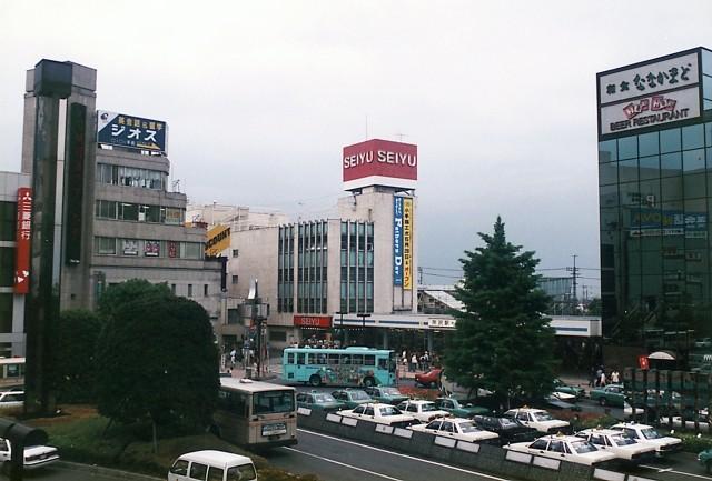 埼玉の住みやすい街⑥.所沢駅