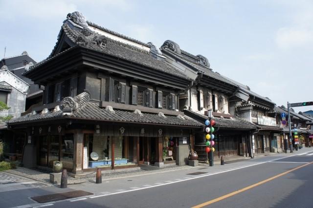 埼玉の住みやすい街⑦.川越駅