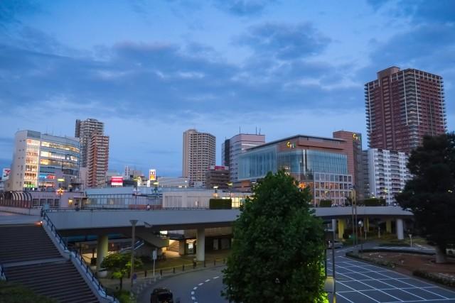 埼玉の住みやすい街②.川口駅