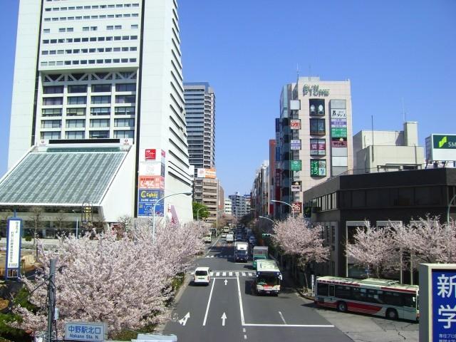 東京の住みやすい街 中野駅周辺