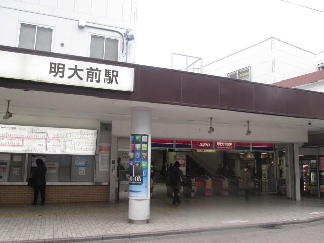 明大前駅の写真