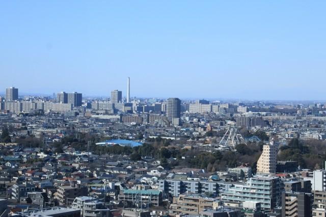 豊島区風景