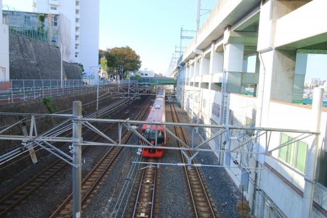 京浜東北線 線路