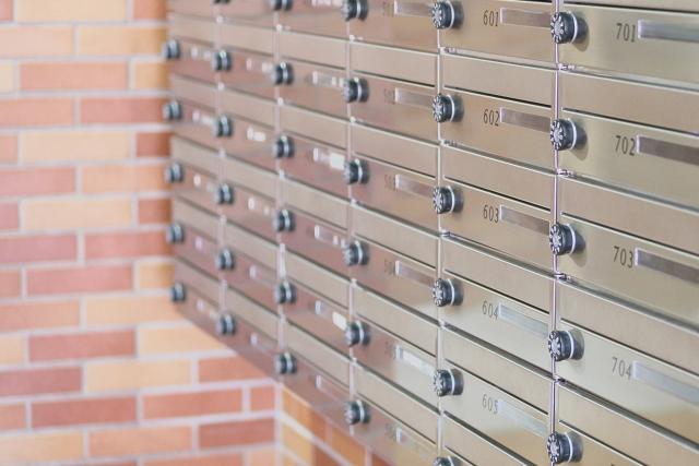 アパートの郵便受けに名前は必要?
