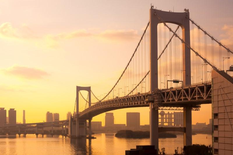 関東(レインボーブリッジ)の画像