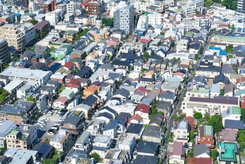 東京の一戸建てのイメージ
