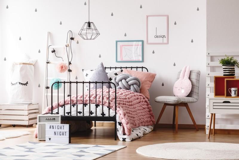 かわいいオシャレな部屋のイメージ