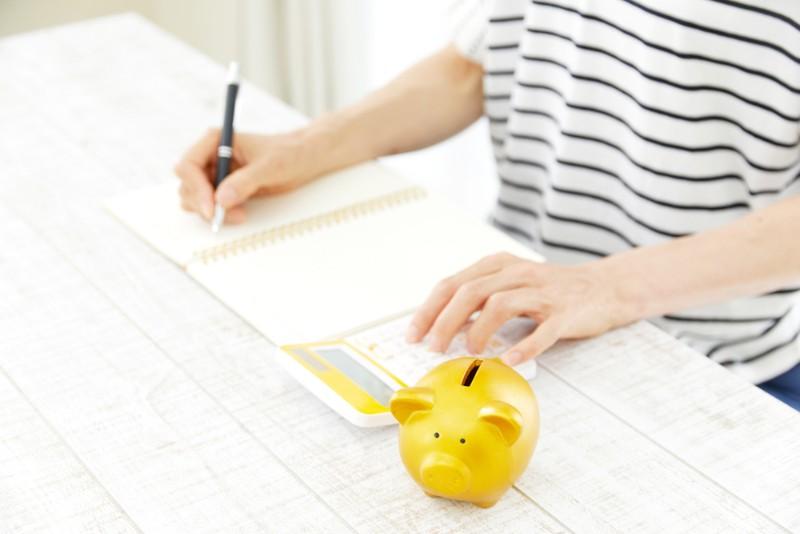 貯金についてのイメージ(家計簿)