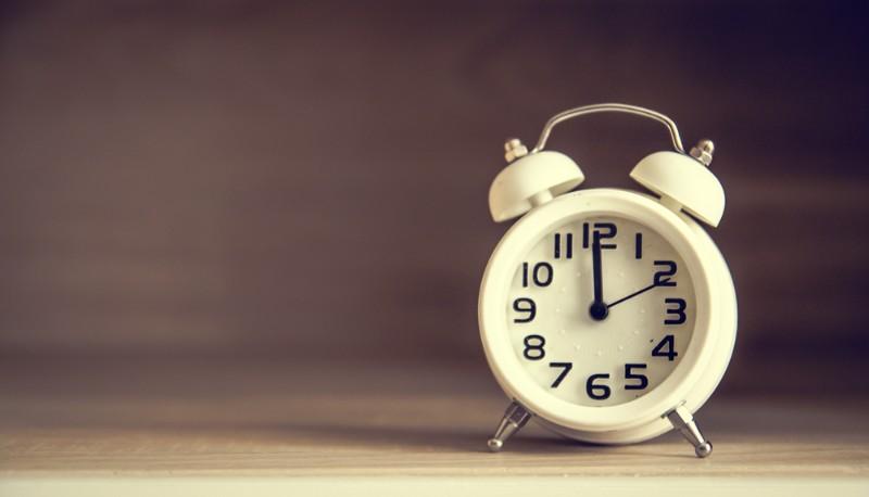置時計の画像