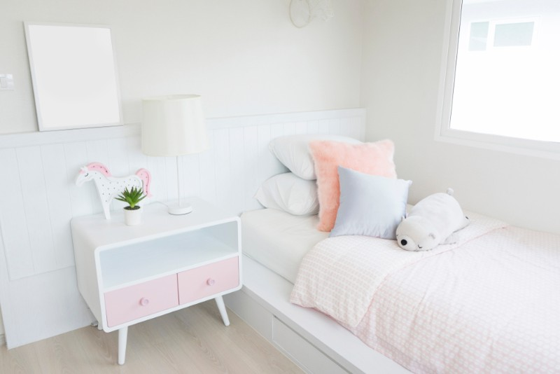 かわいいオシャレな部屋のイメージ_1