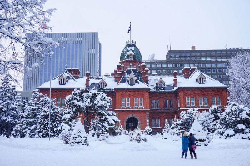 札幌市の生活(雪)