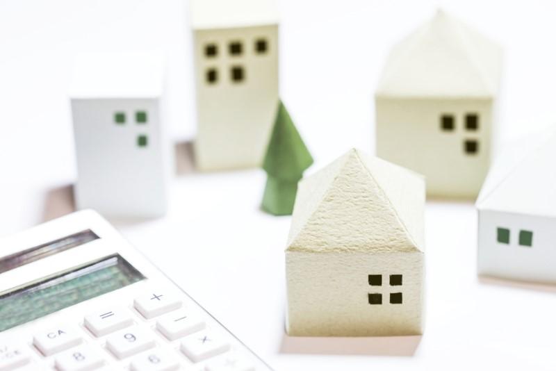 家賃と税金のイメージ