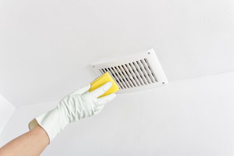 フィルター掃除のイメージ