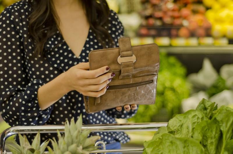 食費用の共有財布のイメージ