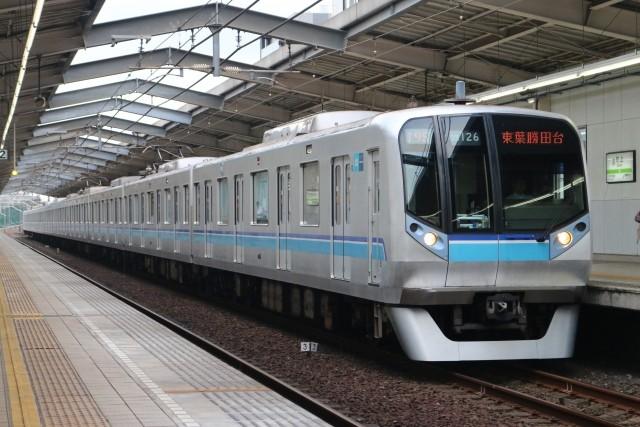 通勤電車のイメージ