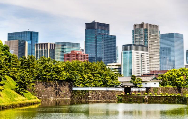 東京都心のイメージ
