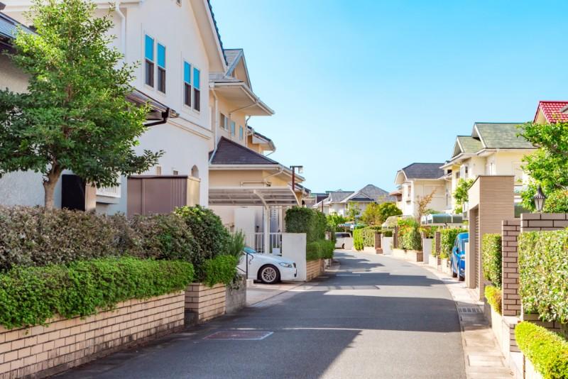住宅地のイメージ