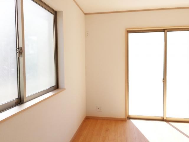 日当たりのいい部屋のイメージ