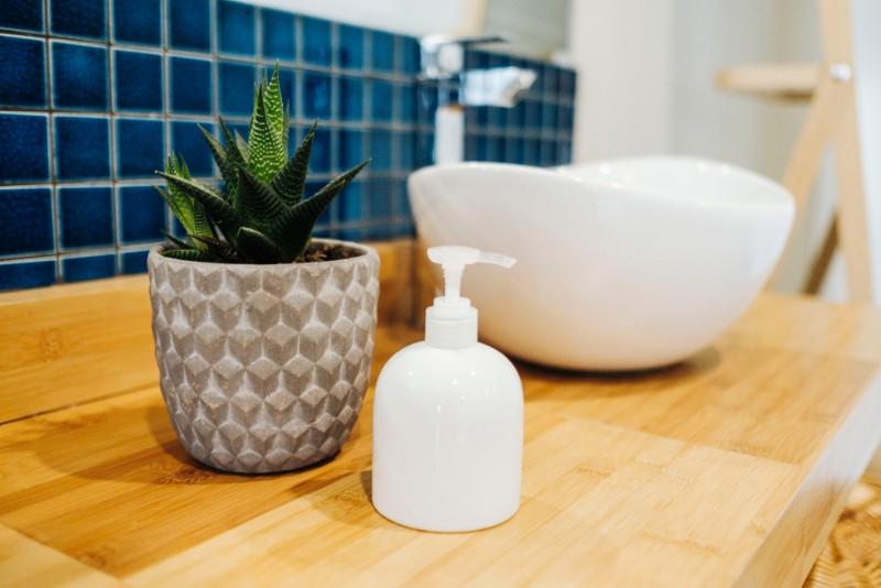 独立洗面台のイメージ