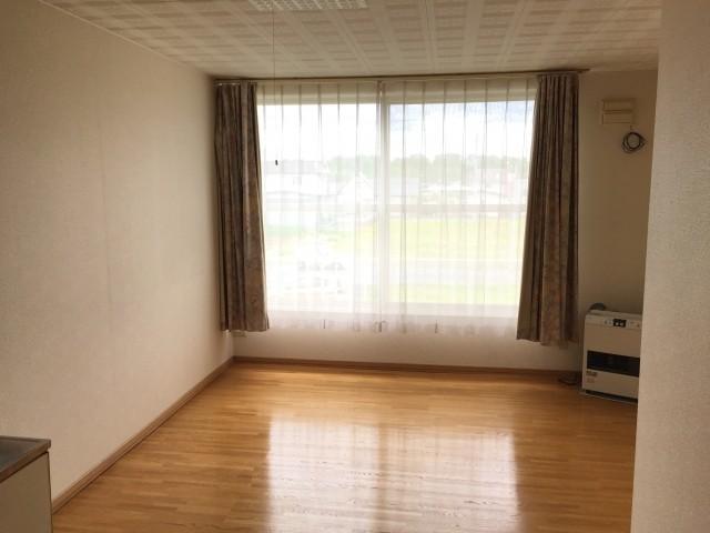 引っ越したばかりのアパートのイメージ