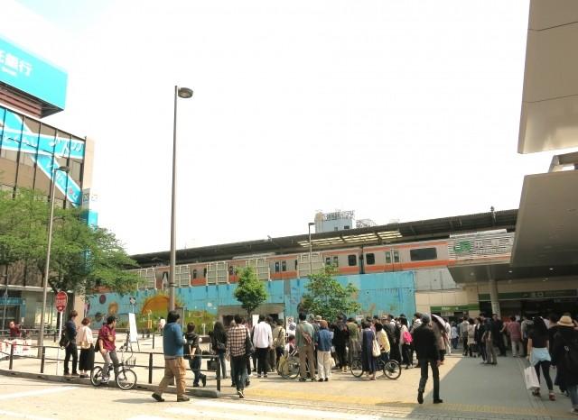 中野駅前イメージ