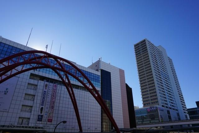 立川駅前イメージ候補2