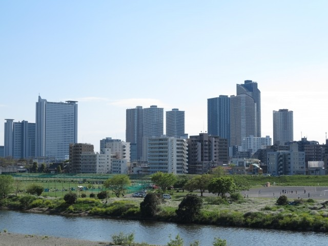 武蔵小杉駅周辺の画像