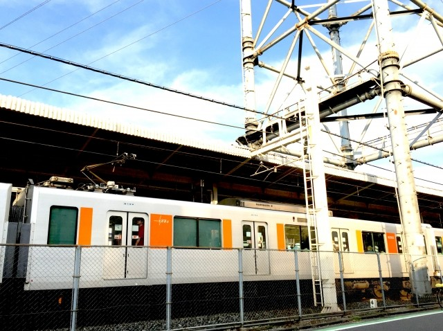 東武東上線車両のイメージ