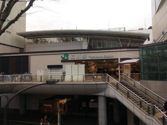 立川駅前イメージ候補1