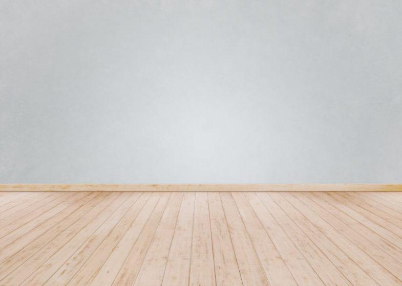 フローリングの床の画像