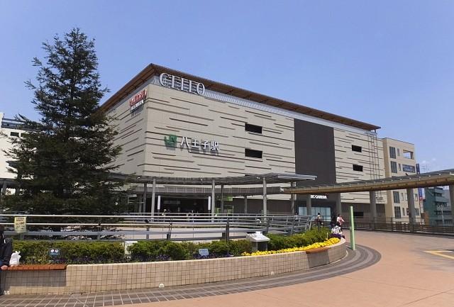 八王子駅前のイメージ