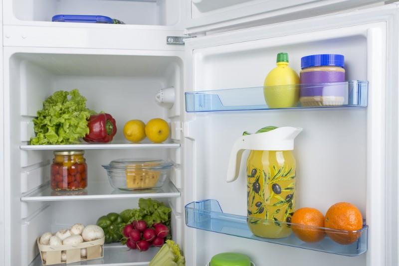 一人暮らしの冷蔵庫のイメージ
