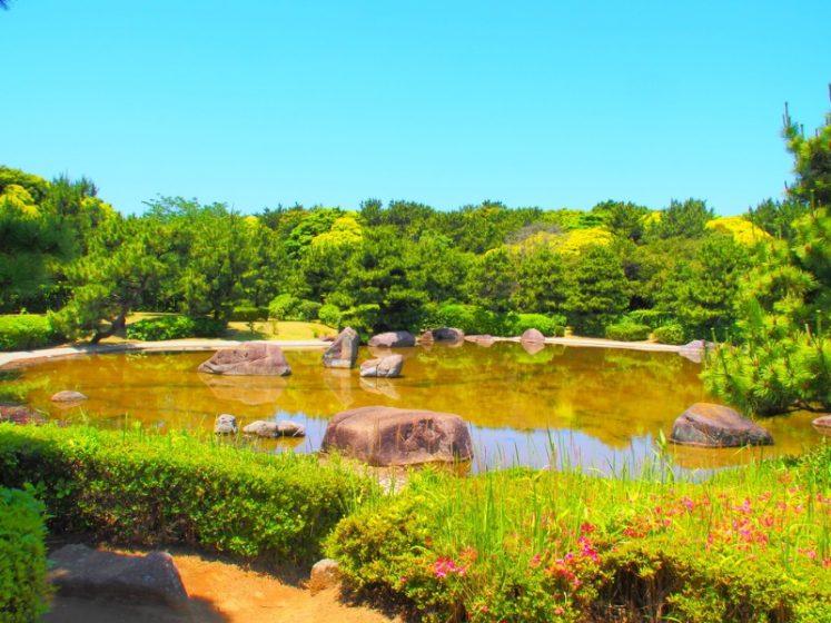 稲毛海浜公園の画像