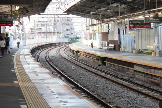 妙蓮寺駅イメージ