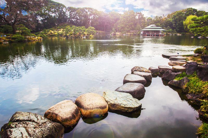 エリア2清澄_清澄庭園の画像