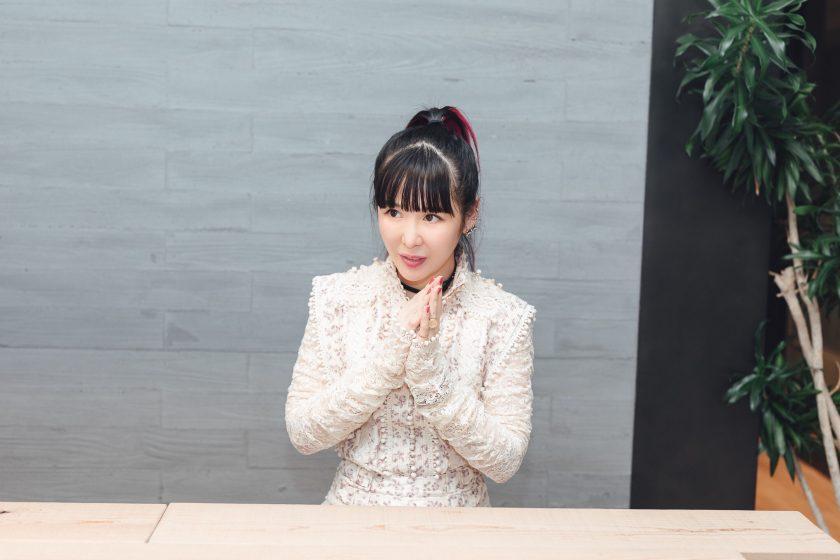 今回インタビューさせていただいた大森靖子さん3